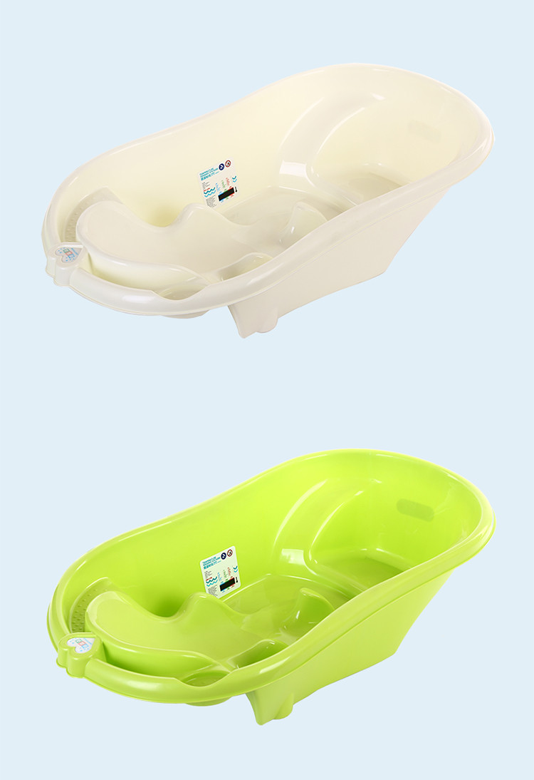 plastic bathtub