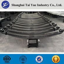 High quality truck spare parts for IVECO leaf spring