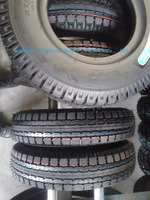 High quality three wheeler motorcycle 4.00-8 8pr tire