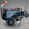 BISON(CHINA) Max Output 2.8Kw Rated Output 2.5kw Power Generator with Wheel and Handle