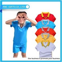 custom fashion printing cotton kids t shirt Wholesale 100% cotton short sleeve children t shirt