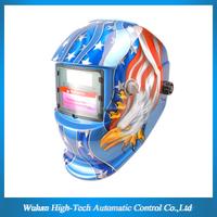 Blue Eagle Auto Darkening Safety Welding Helmet Face Shield ANSI Z87.1