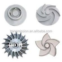CF8 stainless steel water pump impeller