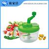 best selling spiral vegetable slicer chopper