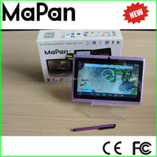mini laptops for kids cheap 7 inch android tablet pc quad core/bulk wholesale android tablets
