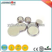 Hot sale 3v button CR927 cell lithium ion battery