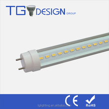 Edition led chip high power AC 25w 3000lm led t8 tube Rotatable end