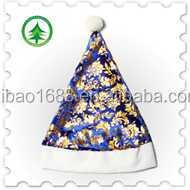 Music Christmas hat ordinary non-woven cap Santa hat 2015 Christmas supplies Christmas decorations