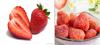 Frozen Dried strawbery crisps hs code is 0813409090