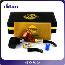 2015 high end beautiful smoking pipes electric smoking pipe small smoking pipes