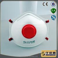 factory price cup shaped respirator smoke mask