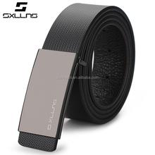 SXLLNS Hot sale men's genuine cowhide leather belt wholesale