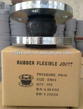 expansion rubber joint