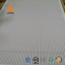 Veneer Timber Micro Perforated Fireproof Acoustic Panels Sound Absorption Material