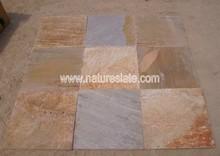 Pizarra azulejo de piso de baldosas de piedra natural