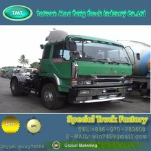 Japanese MitsubishI FUSO used truck tractor head (FUTH002) Used FUSO Mitsubishi tractor unit for sale Engine: 6D22