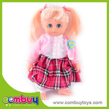 China Wholesale Toys14 Inch Silicone Baby Born Doll
