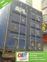 Bulk Container Load Shipping From China to Port Klang