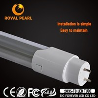 cheap 2/3/4/5 feet high lumen 100-110lm/w battery operated led tube lights