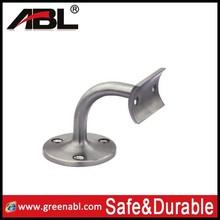 304 stainless steel handrail bracket, wall mount bracket