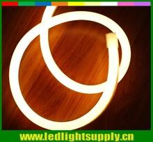 12v suave color blanco cálido neones led mesa de luz para 12x26mm 100leds/m del club