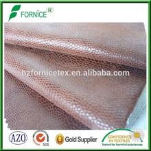 Tela de tapicería 100% poliéster para muebles tela impermeable