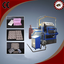 pulp mill process for pulp products making egg tray fruit tray molding