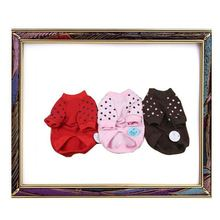 2012 new design pet products for dogs,cotton dog clothes