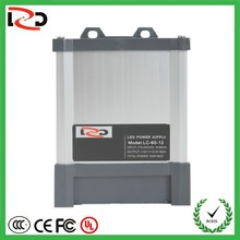 LZD Brand igbt switch mode power supply for good anodizing quality
