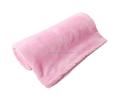 Rosados encantadores de las muchachas Whisper Coral polar Microsoft manta, regalos de boda