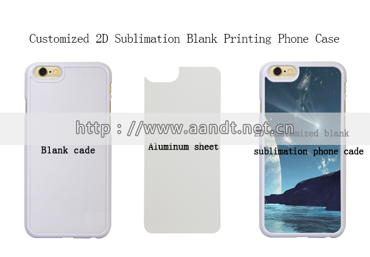 2015 Top Quality sublimation blanks For Iphone 5 Case