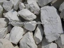 Calcined flint clay