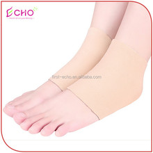 Moisturising Ankle and Heel Gel Sleeve for Foot Care