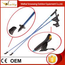 hot sale100% fiberglass stick trekking/nordic walking stick