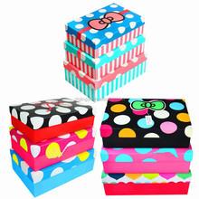 2015 paper cardboard birthday cake box unique