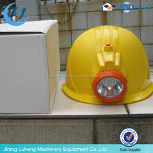 Miners first choice waterproof mining led cap lamps