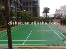 Synthetic Tennis Court Coating
