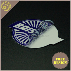 Strong glue waterproof,strong adhesive sticker