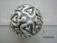 Fashion style resin ball