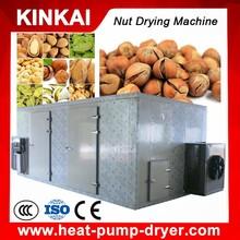 Air circulating industrial hazelnut dryer machine, nut drying machine