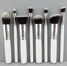 QK free sample high quality makeup brush set beauty kit for studio