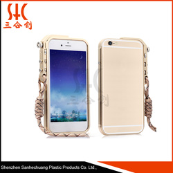 Hot selling Aluminium fancy case cover for iphone