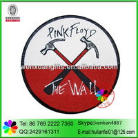 Cheap price factory supply woven patch