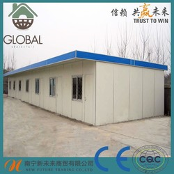 Hot sale easy assemble collapsible mobile house