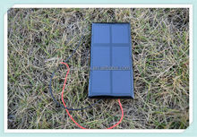 Small Size Cheap Epoxy Resin Solar Modules, Factory supply