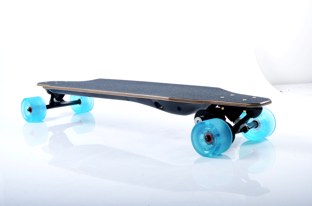 much lighter much thinner but ultra-long battery life Backfire Remote control electric skateboard