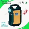 Carro starter pack de bateria para o caminhão para o veículo para a honda/toyota/vw/bmw com 36000 mah 24v 12v