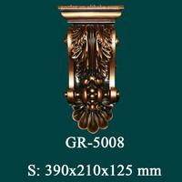 Polyurehtane Antique Corbel for Modern Home Decoration