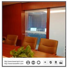 Electronic shutter smart glass , replace traditional shutter window