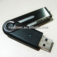 USB Pen Drive 32 GB/OEM USB Flash Memory Stick/Promotional Swivel Metal USB Flsah Drive Wholesale